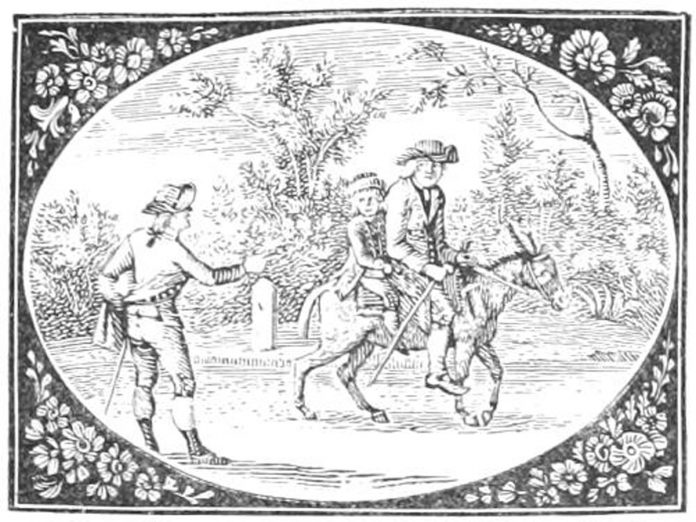 Fable: The Miller, His Son and the Donkey