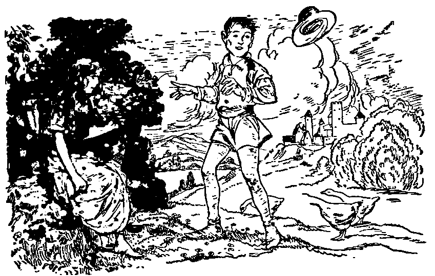The Goose Girl and Curdken