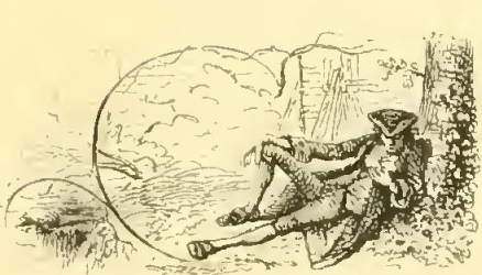 Diedrich Knickerbocker, narrator of the Legend of Sleepy Hollow