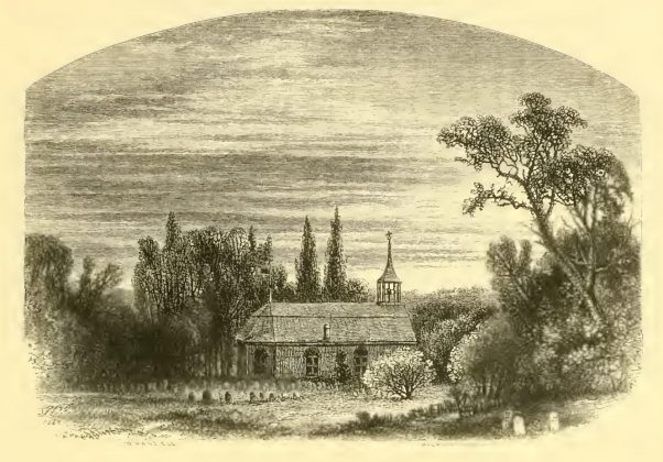 The Church at Sleepy Hollow