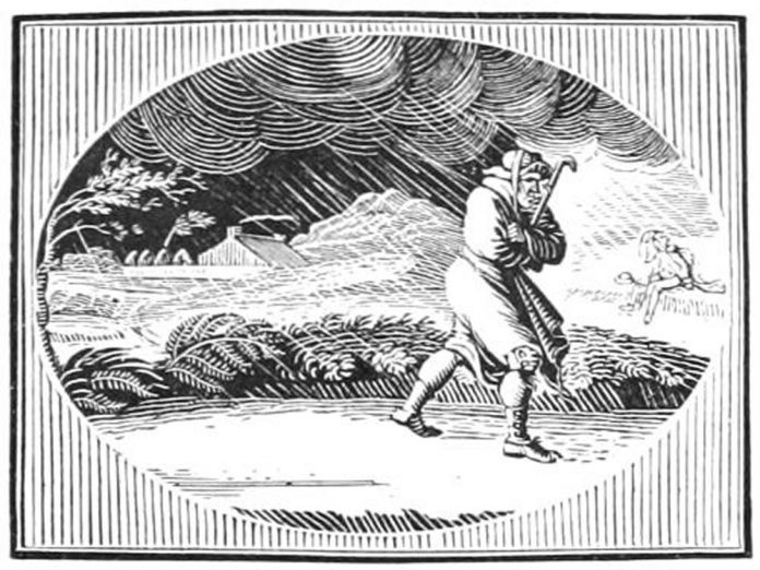 Fable of the Sun and the Wind