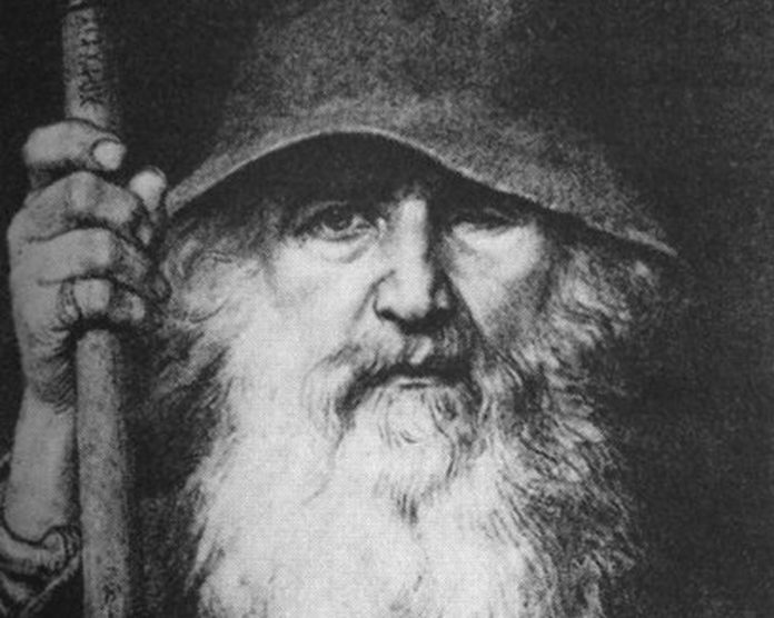 How Odin Lost His Eye